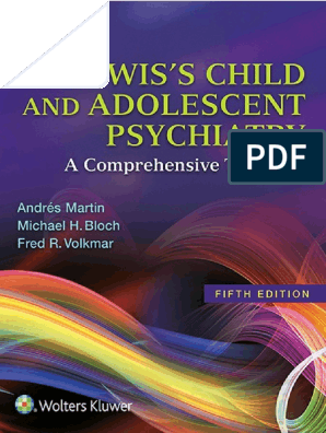 Lewis Child and Adolescent Psychiatry   Doctor Of Medicine