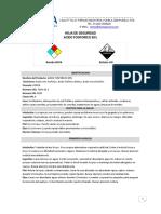 Acido Fosforico Al 85%