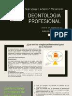 Tarea 04 Deontologia Profesional