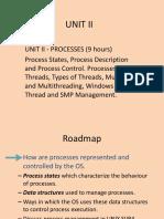 Unitii Process