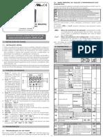 Manual de Instrucoes TLK48 r1