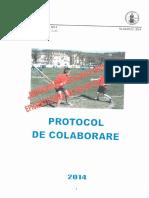 Protocol Proiect Abordari Metodologice Moderne in Eficientizarea Lectiei de Educatie Fizica