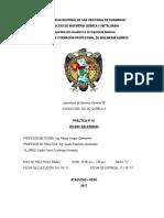 Informe de Qu II