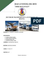 Macro Transporte