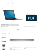Inspiron 14 5447 Specifications