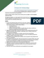 christopher mohan scholarship application