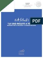 Inclusion UAQ