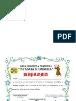 DIPLOMAs Concurso