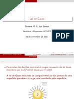 Lei de Gauss