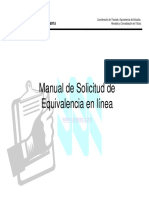 EQUIVALENCIAS MANUAL2017CE