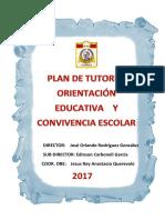 Plan de Tutoria Actualizado.2017