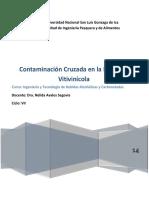 contaminacion cruzada