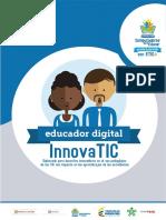 Guía Construyendo Lecciones de Innovación Educativa