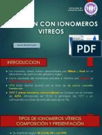 Ionomero de Vidrio