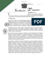 Conformacion de Comite de Farmacovigilancia