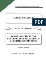 Diseño de Circuitos Secuenciales Neumáticos y Electroneumáticos
