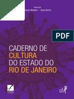 Caderno de Cultura do Estado do Rio de Janeiro