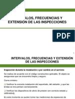 04c. Intervalos Frecuencias y Extension de Las Inspecciones