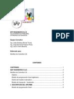 Informe Distribución en Planta