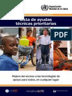 ayudas a personas discapacitadas