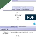 Clase 001 Algebra
