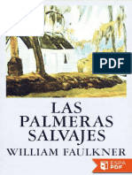 Las Palmeras Salvajes - William Faulkner