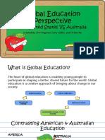 educ 101 global education perspective