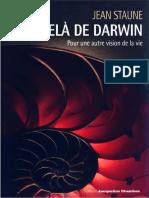 Au-Delà de Darwin