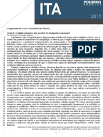 ITA 2017 - Português