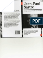 SARTRE, J-P. Esboço Para Uma Teoria Das Emoções