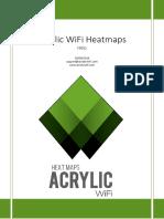 Acrylic WiFi Heatmaps v3.0 Help English 2016