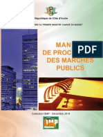 Nouveau Manuel de Procedure Dmp