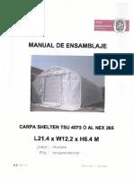 Manual de Emsamblado Carpas Nexcom