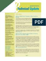 E-Technical Update March2010