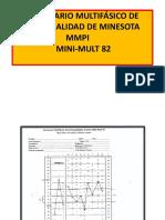 Inventario Multifásico de Personalidad de Minesota Mmpi (2)