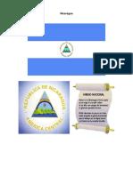 Emblemas y Símbolos de Centroamérica