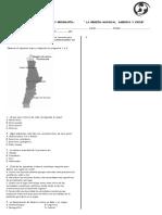 Prueba de Historia (Regiones)