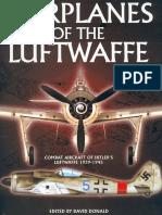 Warplanes of the Luftwaffe 1939-1945