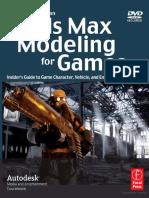 3dmax Modeling for Games