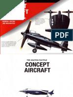 Aviation Factfile - Concept Aircraft
