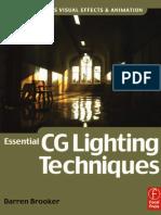 Focal Press - Essential CG Lighting Techniques