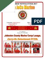 The JoCo Marine - November 2017