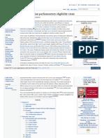 En Wikipedia Org Wiki 2017 Australian Parliamentary Eligibil