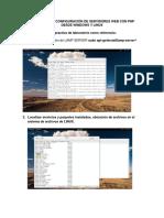 Instalación y Configuración de Servidores Web Con Php