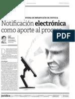 La+notificación+electrónica+como+aporte+al+proceso