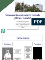 Traqueotomia