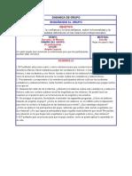 DINAMICA DE GRUPO ENGAÑANDO AL GRUPO.doc