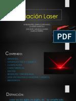 4. Radiación Láser (1)