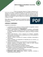 Reglamento  Interno de Seguridad y Salud en el Trabajo CONSORCIO SANTA MARIA(LIBROS PEQUEÑOS).docx