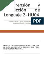 1b Esquema Del Texto Argumentativo 2016-2.Pptx